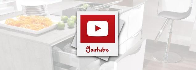 canal youtube cocinas modernas