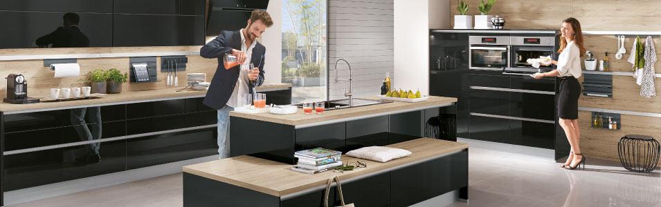 Cocinas alemanas master hespema for Marcas de cocinas alemanas
