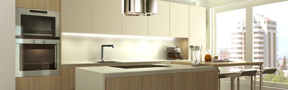 Muebles de cocina en legan s master hespema for Muebles de cocina alemanes