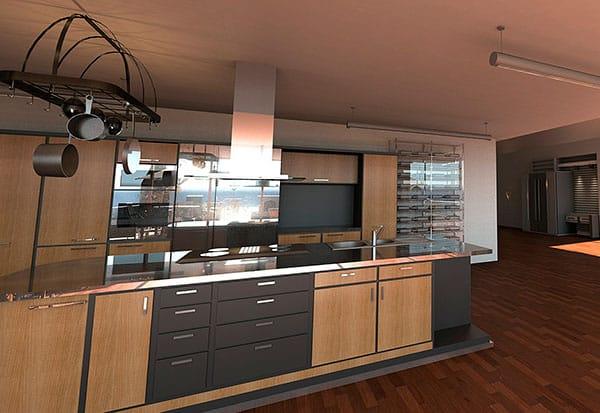 muebles de cocina legan s de nueva generaci n master hespema