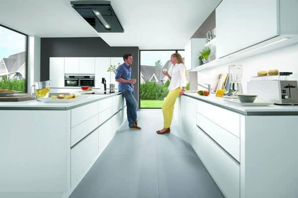✅ Muebles de cocina blancos para crear espacios únicos