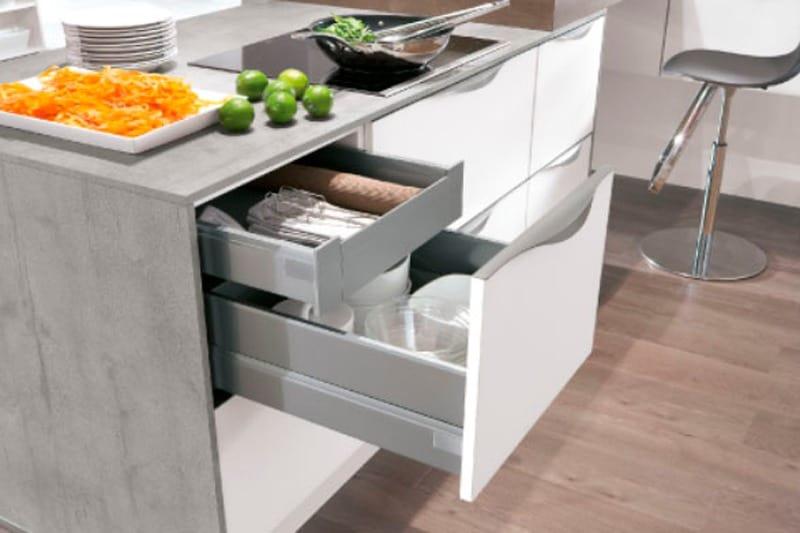 mobiliario auxiliar de cocinas