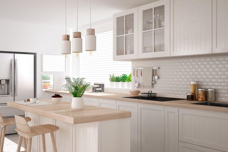 aprovechar el espacio de tu cocina
