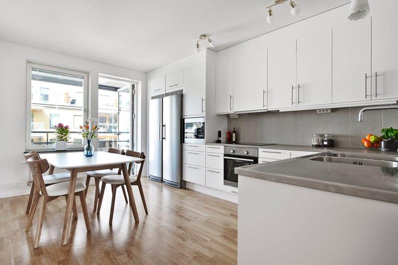 elegir el color de los muebles de cocina