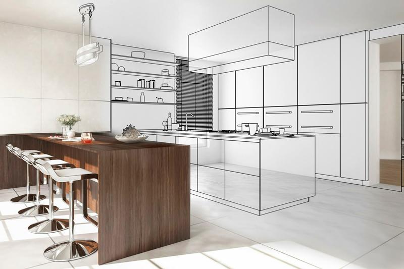 qué tipo de muebles de cocina no puede faltar