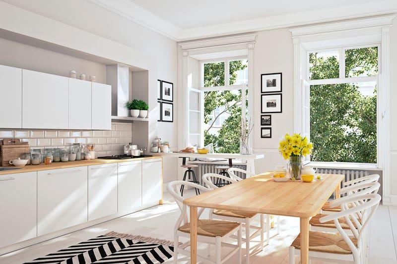 Muebles de cocina perfectos para tu hogar